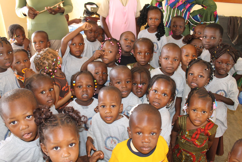 Viaggio umanitario in Burkina Faso