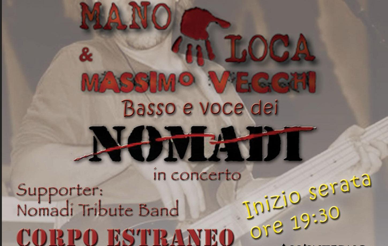 Empoli: Manoloca in concerto