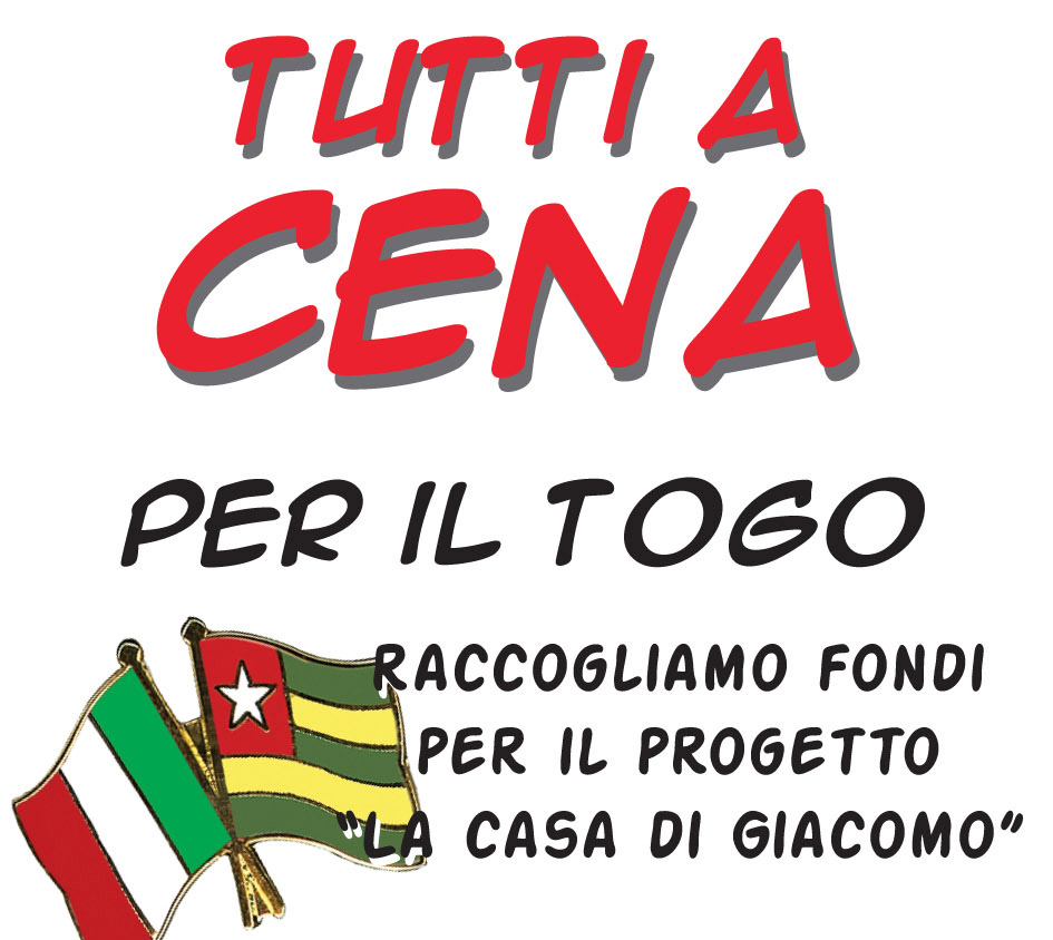 San Miniato: TUTTI A CENA per il Togo