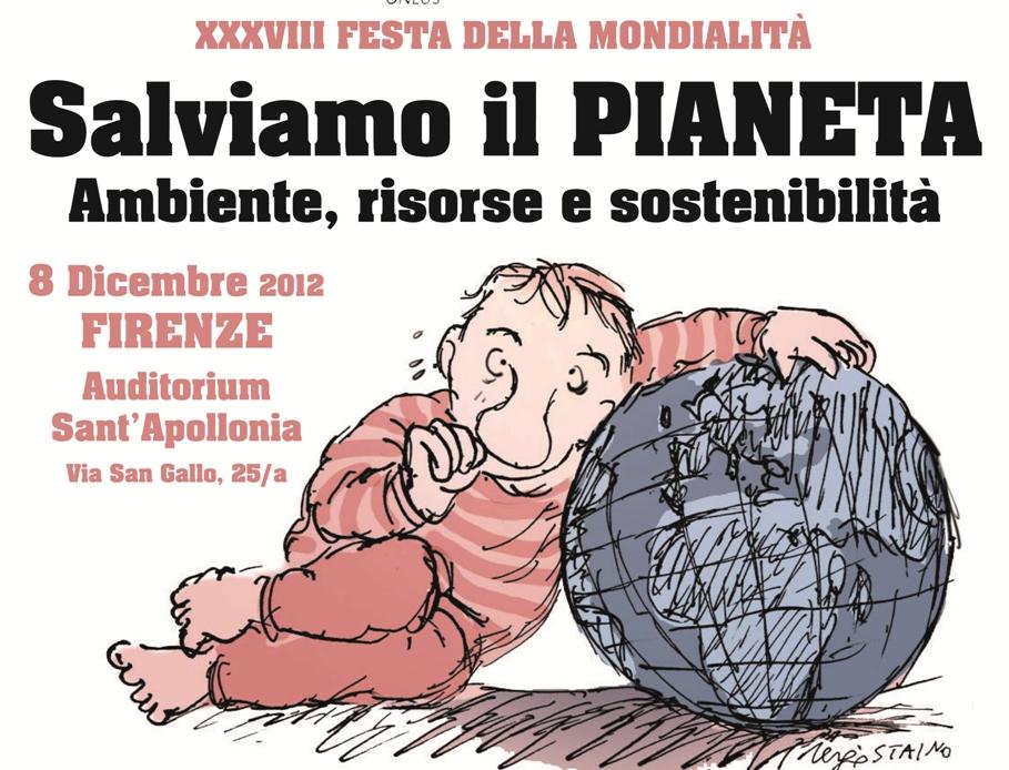 Firenze: XXXVIII Festa della Mondialità