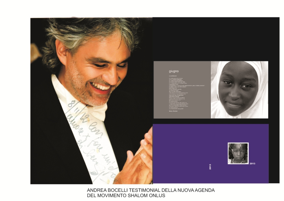 "Agenda 2013 ""Donne d'Africa"""