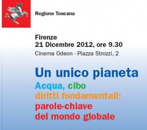 Firenze: giornata equosviluppo