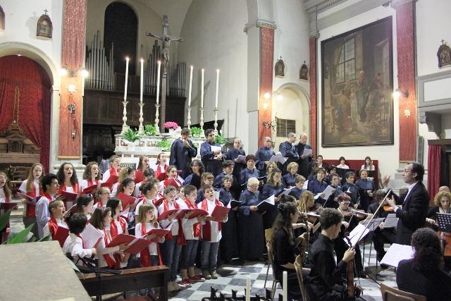 Fucecchio: Concerto degli auguri di Natale