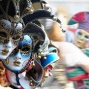 Gita al carnevale di Venezia