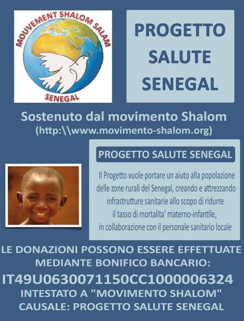 Progetto SALUTE SENEGAL