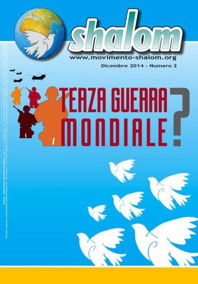 Giornalino Shalom 2014 - 2