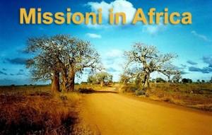 Missioni in Africa