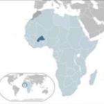 Dove si trova il Burkina Faso