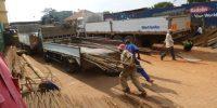 Casa della Pace Massimo Cecchi in Uganda - Lavori in corso