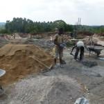 Casa della pace Massimo Cecchi - lavori in corso 3