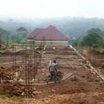 Casa della pace Massimo Cecchi - lavori in corso 9
