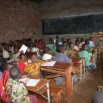 scuola Burundi Ngozi