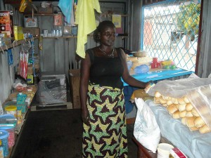 Beta Libanga Negozio in Congo