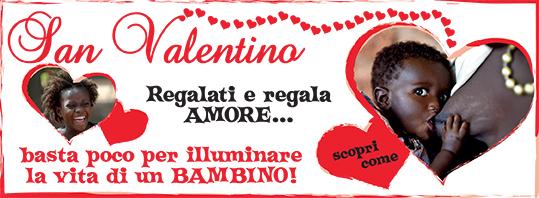 A San Valentino regalati e regala AMORE….
