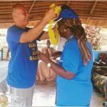 Inaugurazione sezione Costa d'Avorio