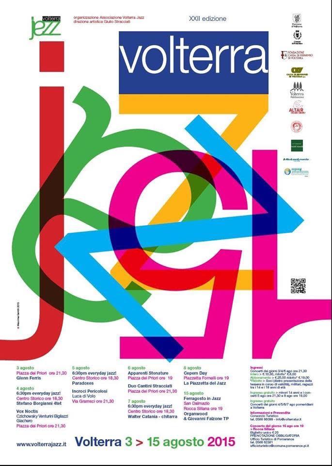 XXII Festival Volterra Jazz