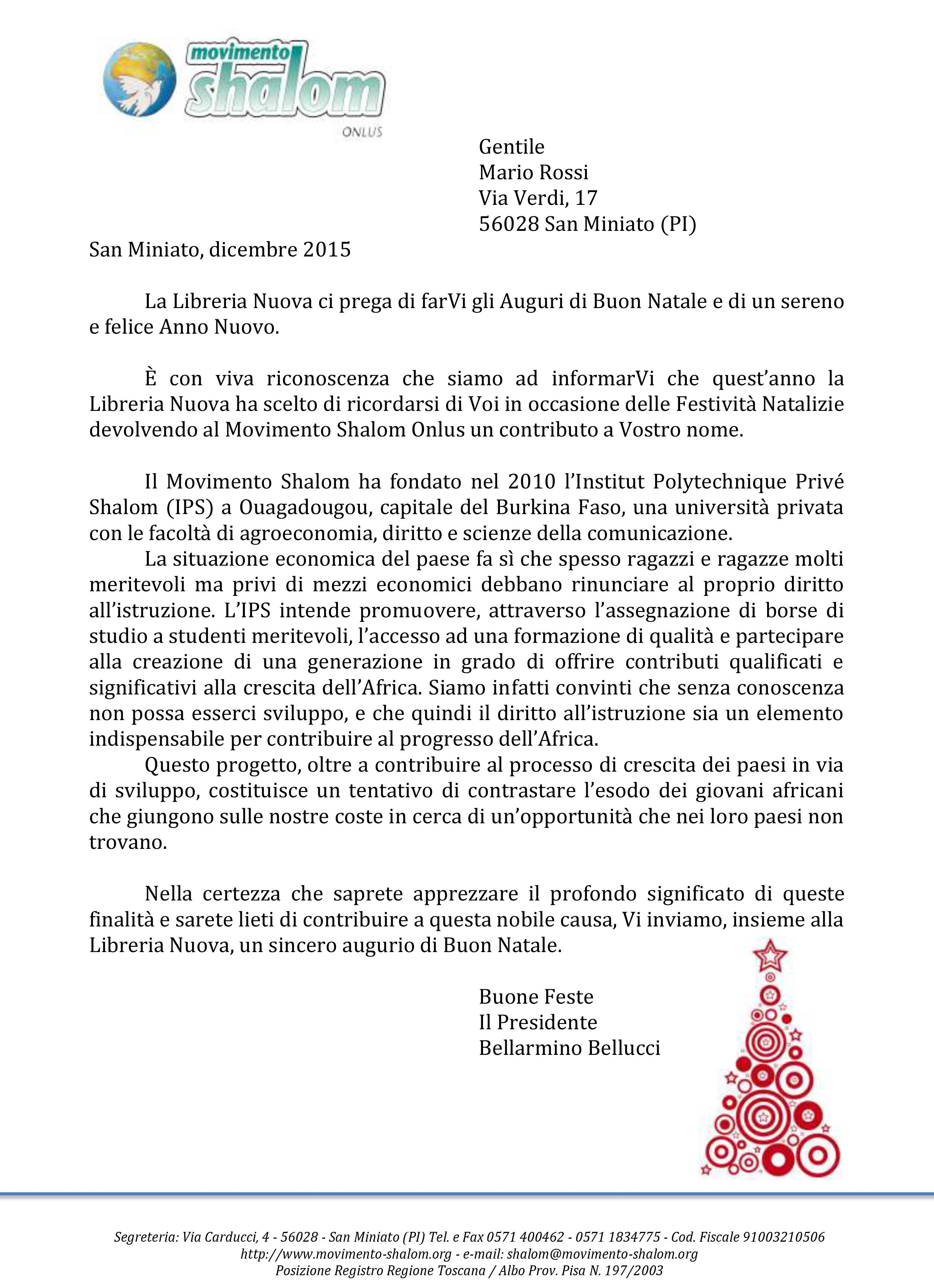 Auguri Professionali Di Natale.Lettera Di Auguri Di Buon Natale Ai Dipendenti Frismarketingadvies