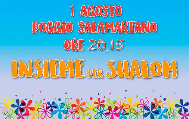 Insieme per Shalom – 01/08 a Fucecchio