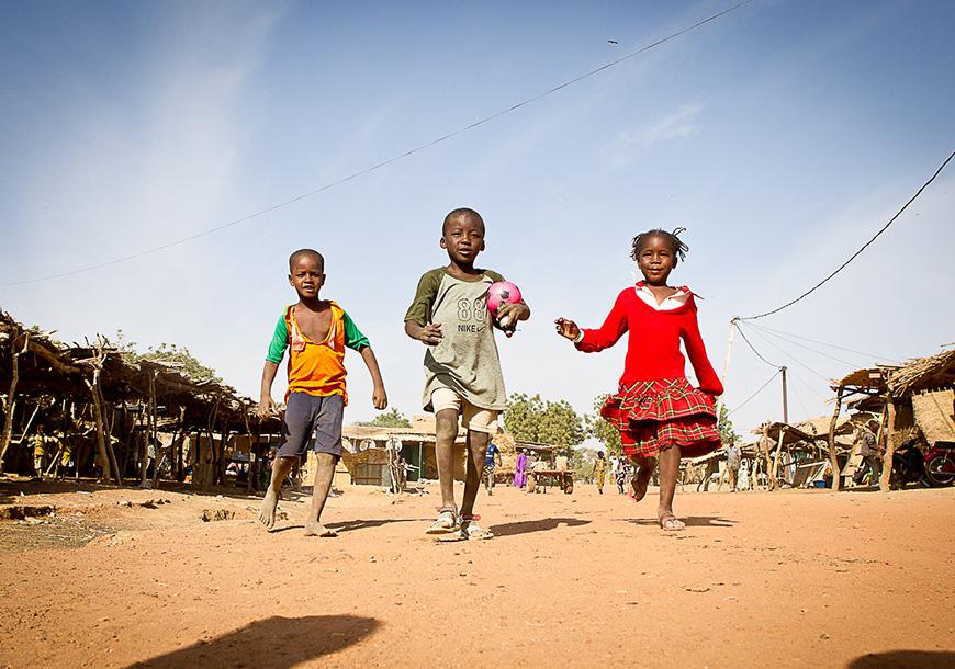Giovani al centro! Partenariati territoriali per i giovani in Burkina Faso  (Burkina Faso)