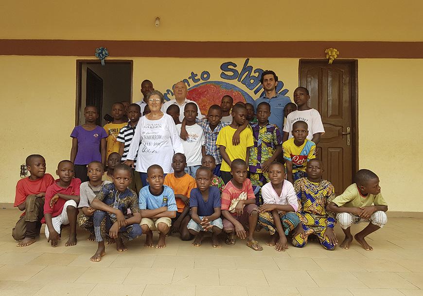 Casa Famiglia Riccardo e Ruggero Di Flavio (Benin)