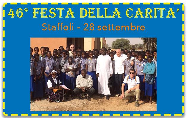 46° FESTA DELLA CARITA' a Staffoli