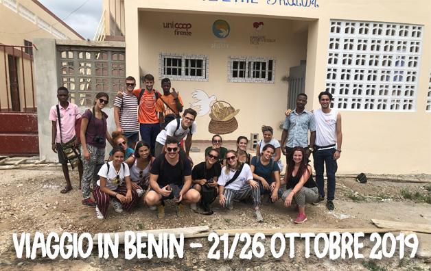 Viaggio in Benin – 21/26 ottobre 2019