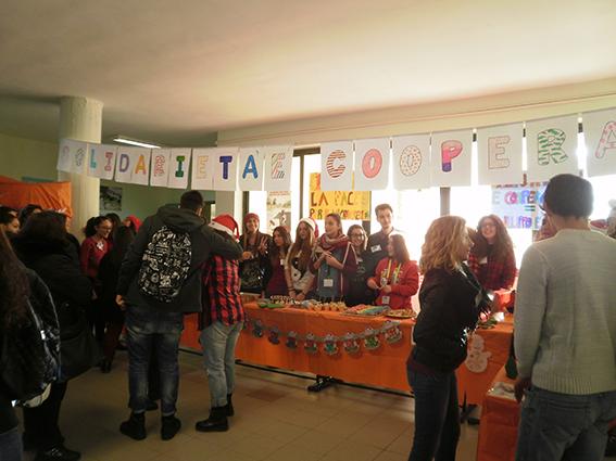 evento a Napoli per sostegno a distanza