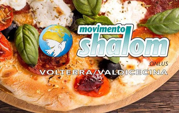 La pizza della solidarietà