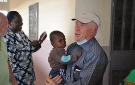 Don Andrea in Burkina Faso