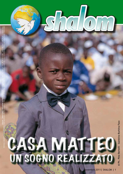 Giornale Shalom numero 3 anno 2011