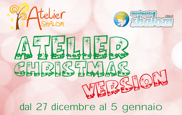 Atelier Shalom Christmas version