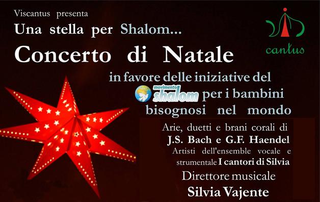 Concerto di Natale a Arezzo il 26/12