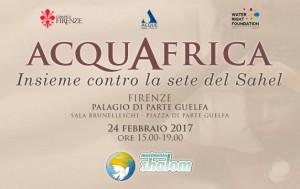 ACQUAFRICA insieme contro la sete del Sahel