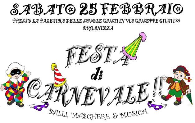 Carnevale a Ponsacco 2017