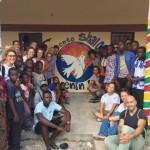 Benin Lokossa Orfanotrofio