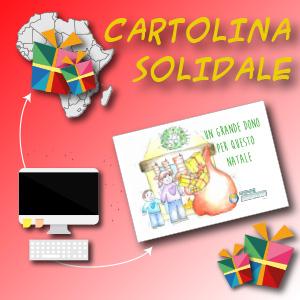 cartoline di natale solidali