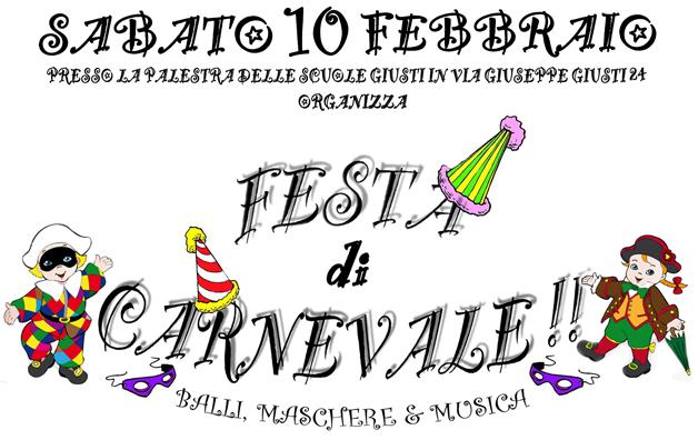 Carnevale Ponsacco 2018