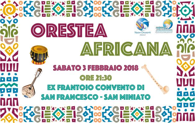 Orestea africana banner SITO