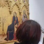 Visita agli Uffici in ricordo di Maria