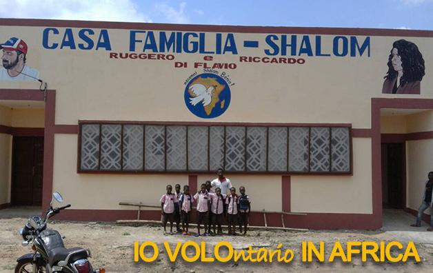 """Presentazione del Concorso """"IO VOLOntario, IN AFRICA"""" a Rieti il 28/06"""
