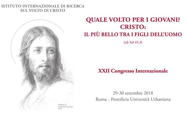 Congresso sul Volto di Cristo il 29-30 settembre a Roma