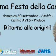 45° Festa della Carità a Staffoli il 30 settembre 2018