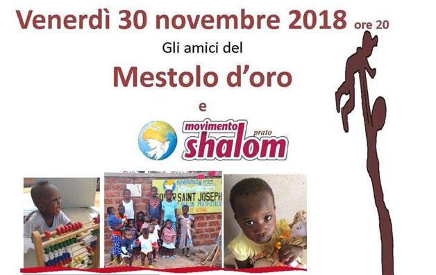 Cena al Mestolo d'Oro il 30 novembre