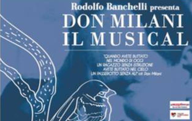 Don Milani – Il musical 21-12 h 21:30 a Empoli