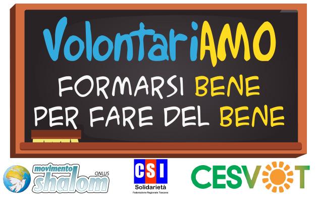 VolontariAMO: formarsi bene per fare del bene