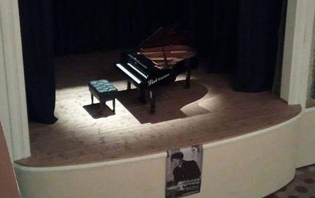 Concerto lirico a Vinci