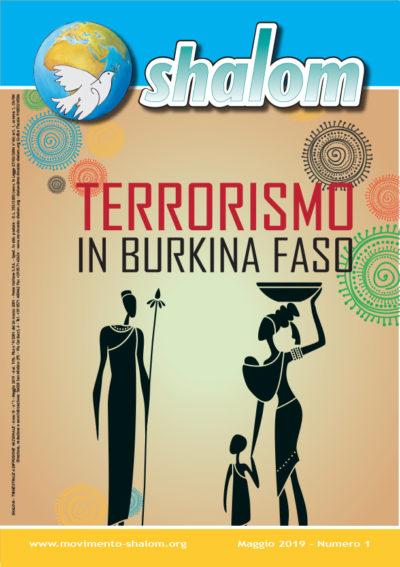 Periodico Shalom anno 2019 numero I