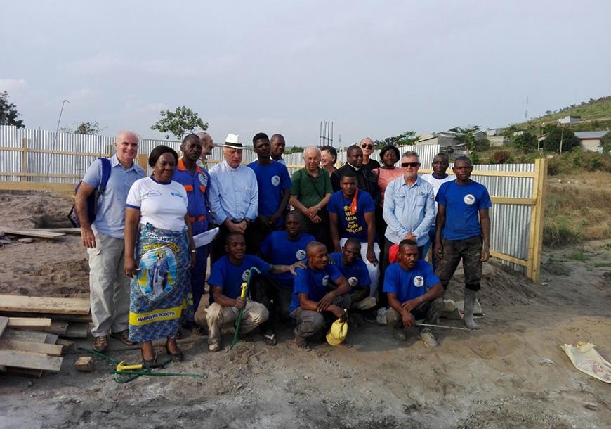 La Fabbrica dell'Acqua (Repubblica del Congo)
