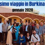 Prossimo viaggio in Burkina Faso – 2020