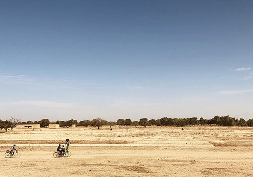 Pace in Burkina Faso